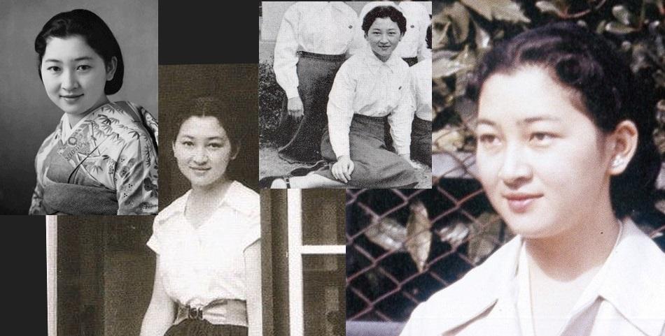 「正田美智子」の画像検索結果