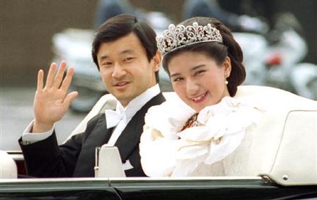 「でれでれ草 皇太子ご成婚 雅子」の画像検索結果