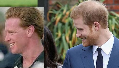 「ヘンリー王子 でれでれ草」の画像検索結果