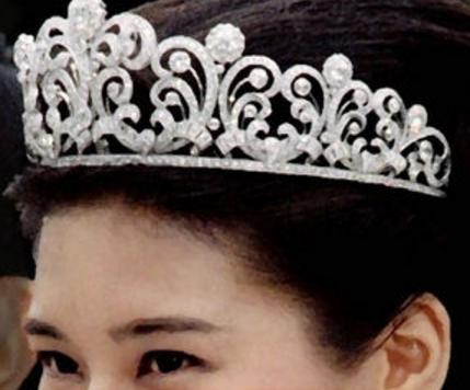 「葵のティアラ 秩父宮」の画像検索結果