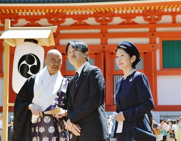 「高野山 秋篠宮」の画像検索結果