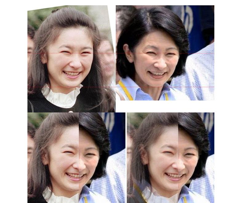 「左目 涙袋 紀子様」の画像検索結果