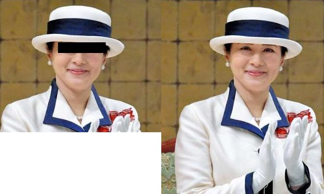 「雅子 赤十字 でれでれ草」の画像検索結果